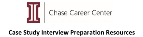 Case Study Interview Resource Guide