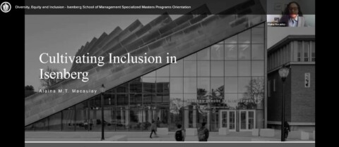Cultivating Inclusion in Isenberg