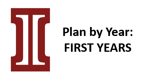 Plan By Year – First Years