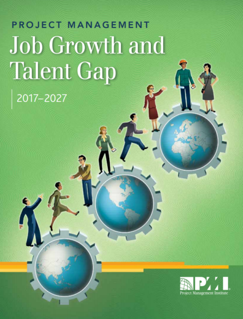 Project Management Job Growth and Talent Gap