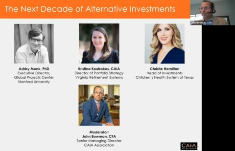 The Next Decade of Alternative Investments