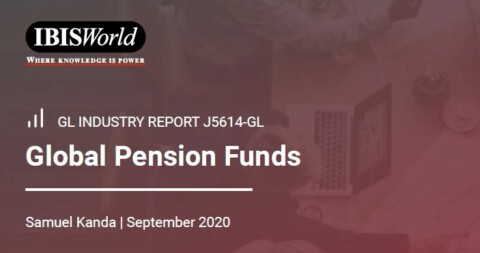 IBIS Wolrd Industry Report on Global Pension Funds