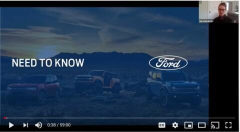 Alumni Talk: Sara Hendricks and Molly Cosgrove, Ford Motors