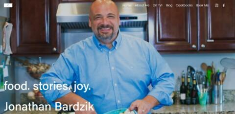 Alumni Talk: Jonathan Bardzik. food. stories. joy.