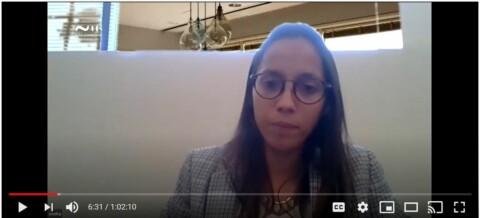 Alumni Talk: Sneha Nemichand, Signature Healthcare