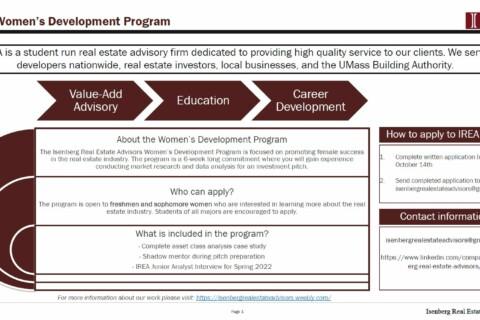 IREA WDP Slide