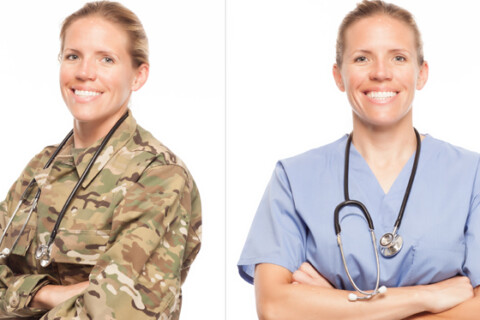 Military to Civilian Transition.